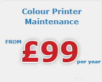 colour printer maintenance Lincoln