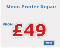 mono printer repair Grantham